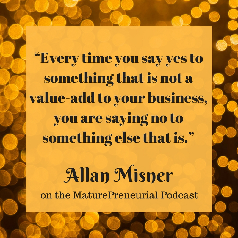 Quote from Allan Misner