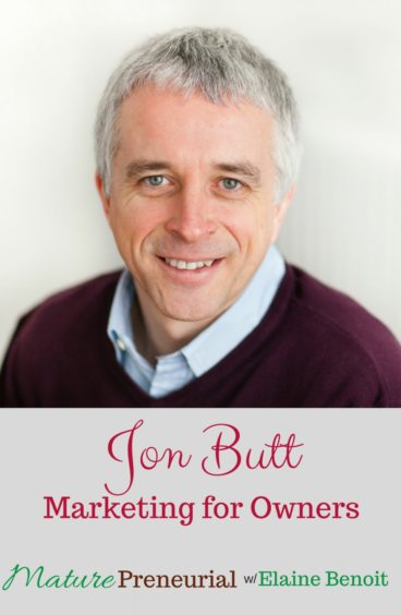 Jon Butt for Pinterest