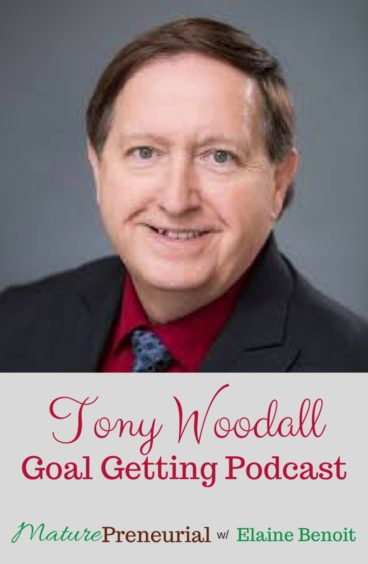 Tony Woodall for Pinterest