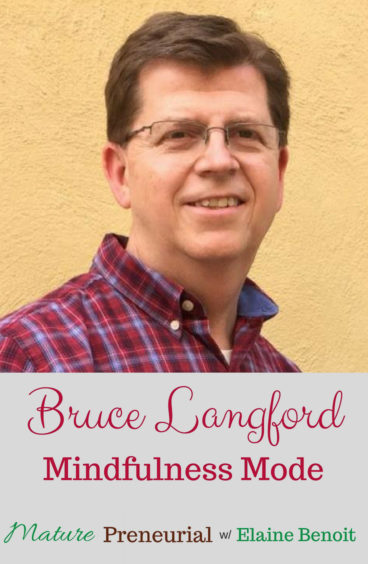 Bruce Langford for Pinterest