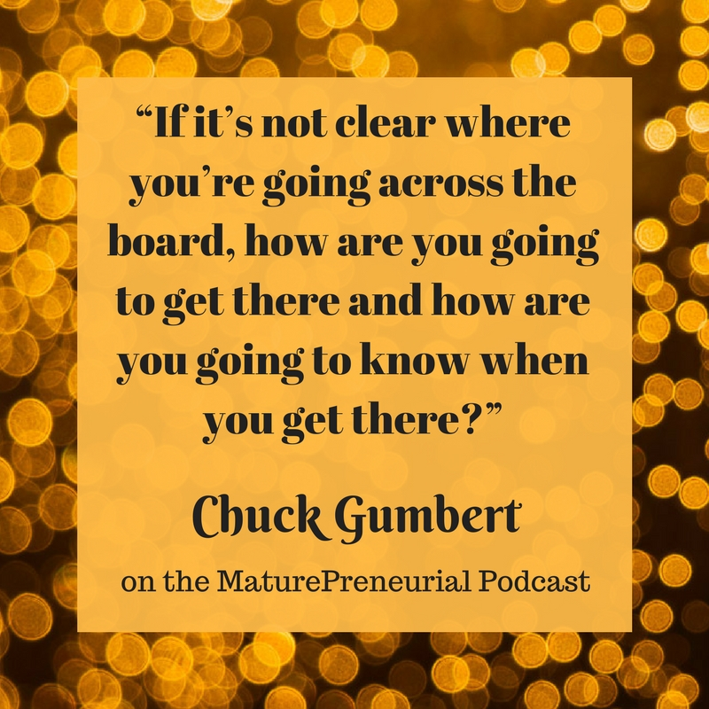 Quote from Chuck Gumbert