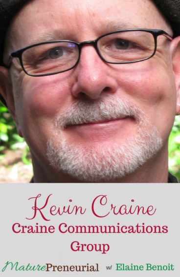 Kevin Craine for Pinterest