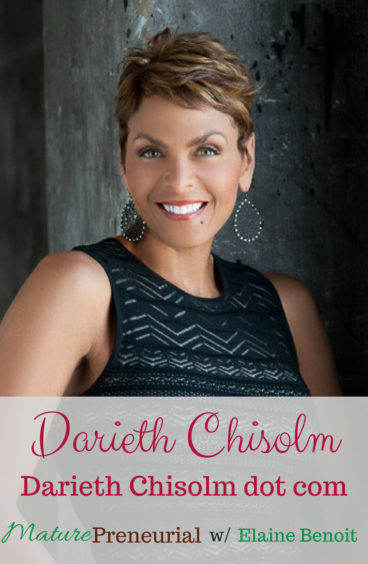 Darieth Chisolm for Pinterest