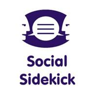 Social Sidekick podcast logo