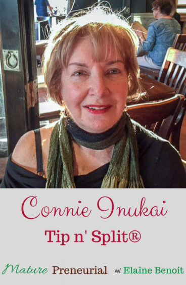 Connie Inukai for Pinterest