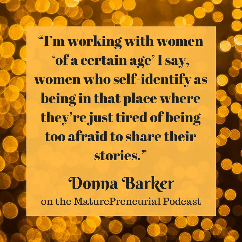 Donna Barker Quote