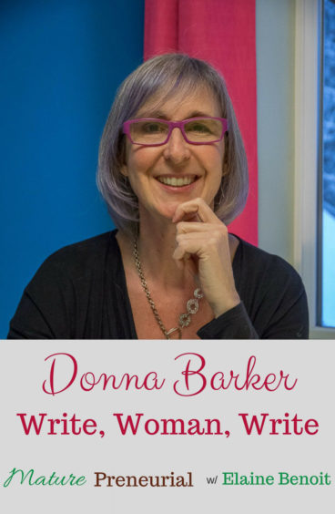 Donna Barker for Pinterest