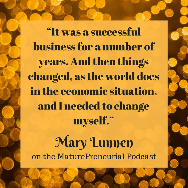 Mary Lunnen Quote