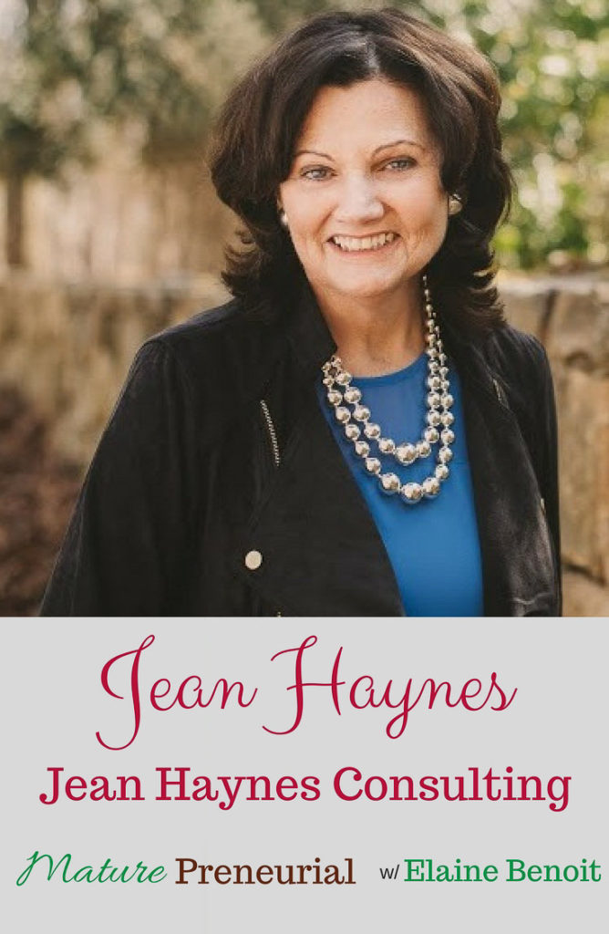 Jean Haynes for Pinterest