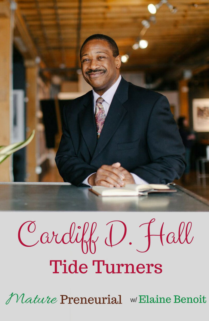 Cardiff D. Hall for Pinterest