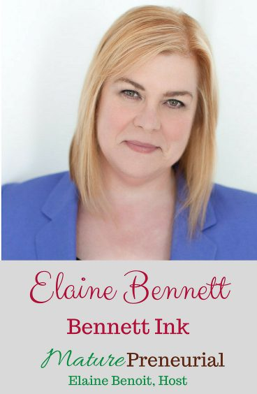 Elaine Bennet from Bennett Ink