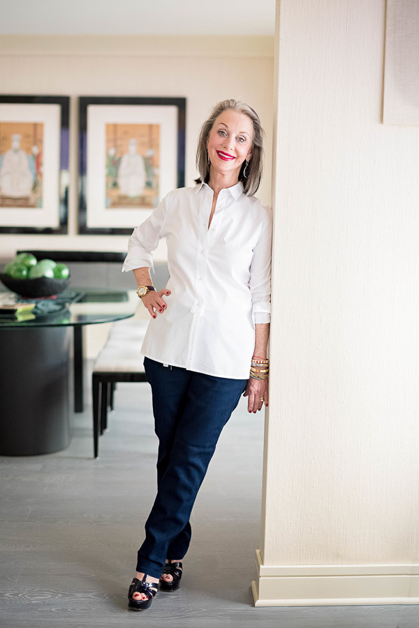 Susan Honey Good, Maturepreneurial Grande Dame | photo