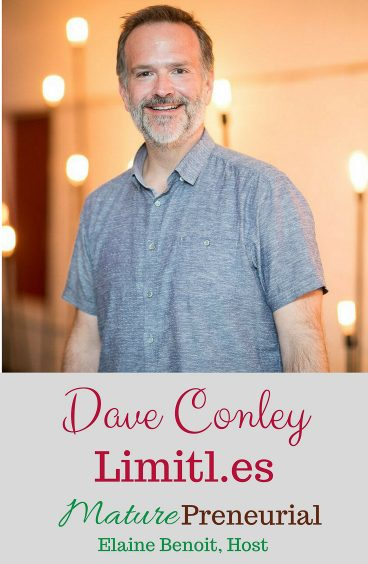 Dave Conley for Pinterest