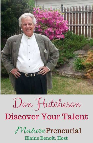 Don Hutcheson for Pinterest
