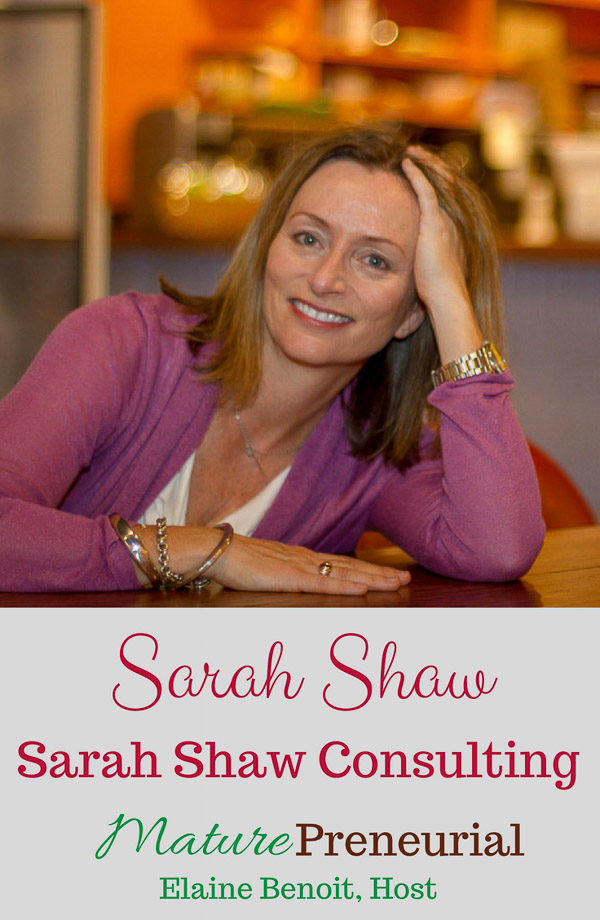 Sarah Shaw | Sarah Shaw Consulting for Pinterest