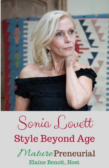 Sonia Lovett for Pinterest
