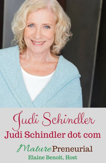 Judi Schindler for Pinterest
