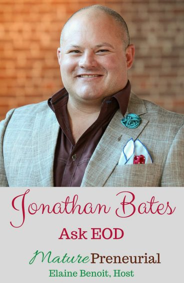 Jonathan Bates for Pinterest